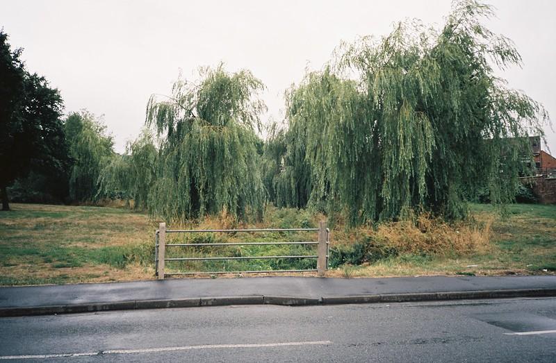 Hengrove Brook passes under Whitchurch Lane