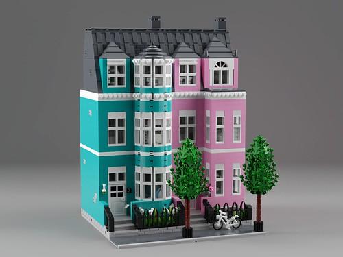 Modular Townhouses