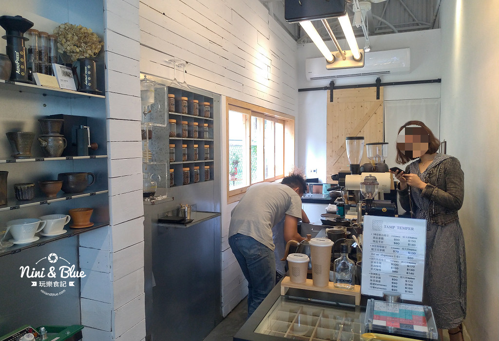 Tamp Temper Taichung Coffee05