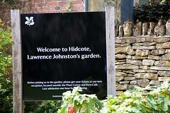 Hidcote Manor Garden - August 2018