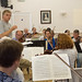 DSCN1367c Ealing Symphony Orchestra 25th August 2018. Leader Peter Nall, Conductor John Gibbons. Chorley Wood (Photo: Heather Humphreys)