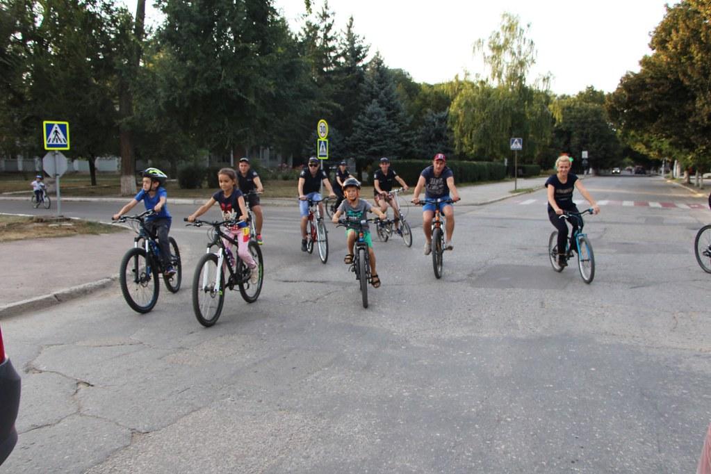 27 august, 27 km, 27 voluntari
