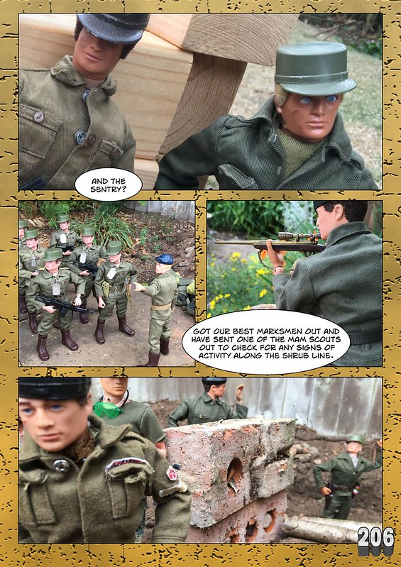 BAM2272 Presents - An Old Face Returns! Chapter Thirteen - The Munrovians Prepare their defences - Part One  44319669262_d5f2825336_c