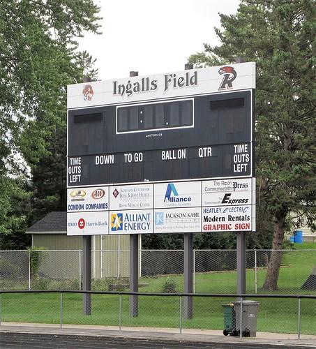 Ingalls Field, Ripon (Wis.), 29 August 2018