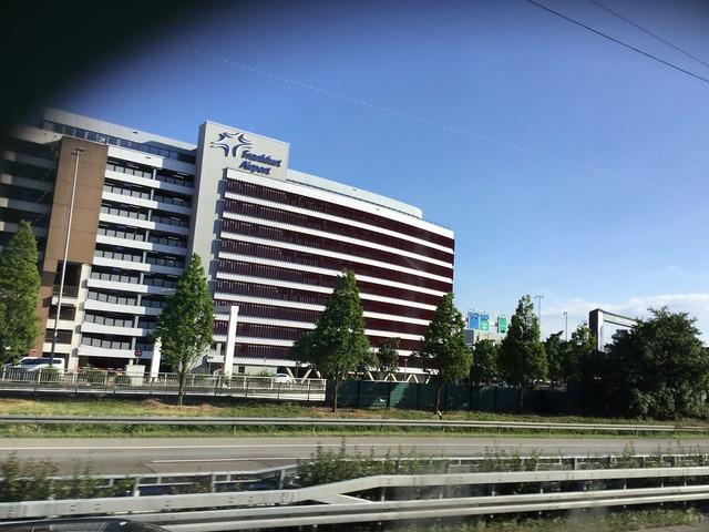 Frankfurt Airport. HFF., Apple iPad mini 4, iPad mini 4 back camera 3.3mm f/2.4