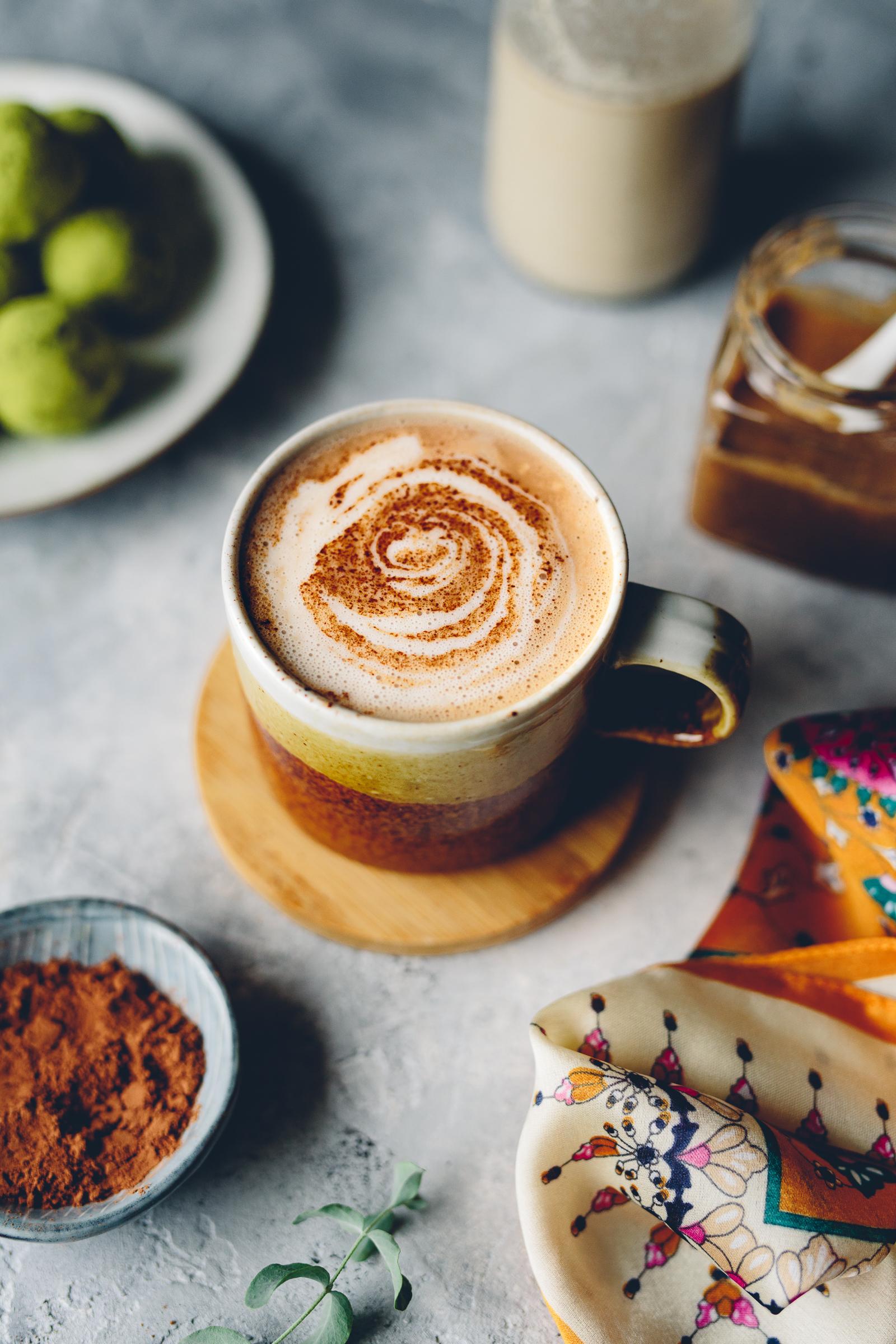Adaptogenic Hot Chocolate | Cashew Kitchen