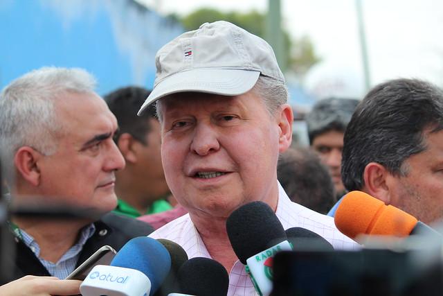 03.09.18 Prefeito Arthur Virgílio Neto Inaugura Estação Intermunicipal de Taxi
