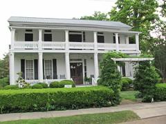 Bingham House, Carrollton, Mississippi