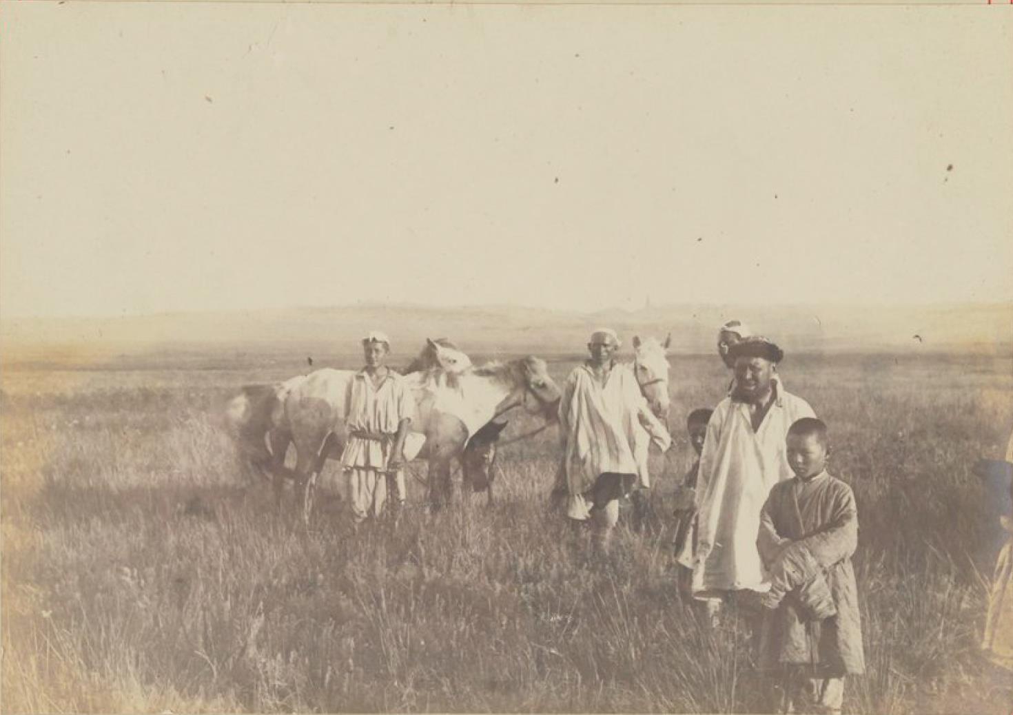 Киргизы Семипалатинской области