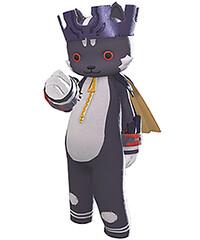 ゴッドイーター3 初回限定生産版特典 着せ替え衣装「ヴァジュラくん[帝王]」