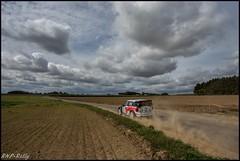 Rallye du Béthunois 2018 : Xavier Pruvot / Nathalie Pruvot - Photo of La Thieuloye