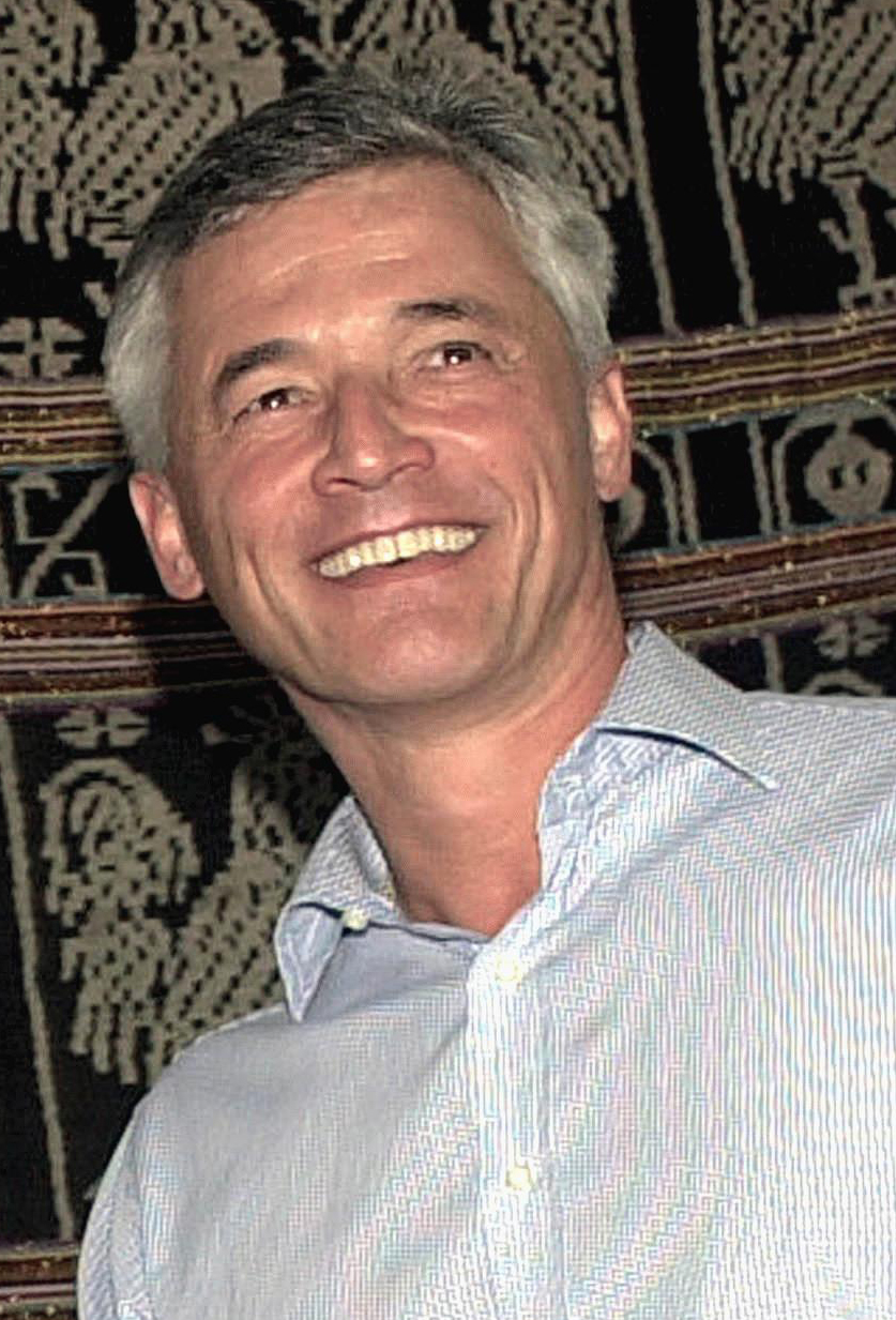 Sérgio Vieira de Melo (March 15, 1948 – August 19, 2003). Photo taken circa 2002.
