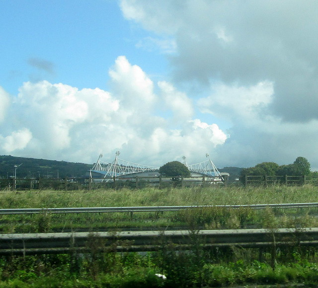 University of Bolton Stadium
