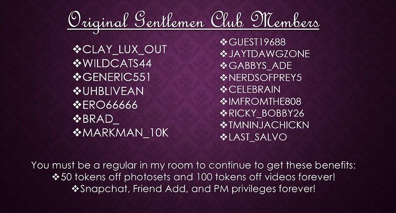 OG Club Members