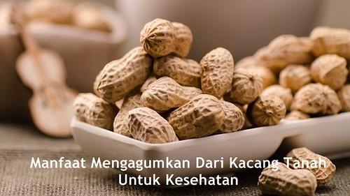 Manfaat Mengagumkan Dari Kacang Tanah Untuk Kesehatan