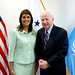 July 16, 2018 - 3:17pm - Ambassador Haley meets with the U.S. Assistant Secretary of State for the Bureau of International Organization Affairs, Ambassador Kevin E. Moley, July 16, 2018