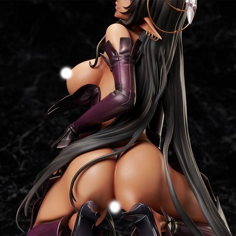 Kuroinu Kedakaki Seijo Wa Hakudaku Ni Somaru 1/4 Scale Pre-Painted Figure: Olga Discordia BINDing