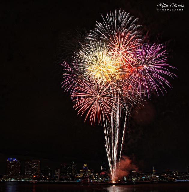 Labor Day Weekend Fireworks