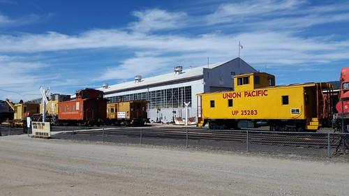 Western Pacific Railway Museum