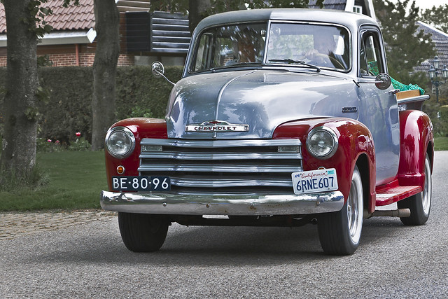 Chevrolet 3100 Pick-Up Truck 1953 (8124)