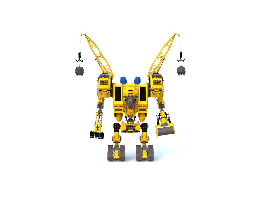 Emmet's Construct-o-Mech