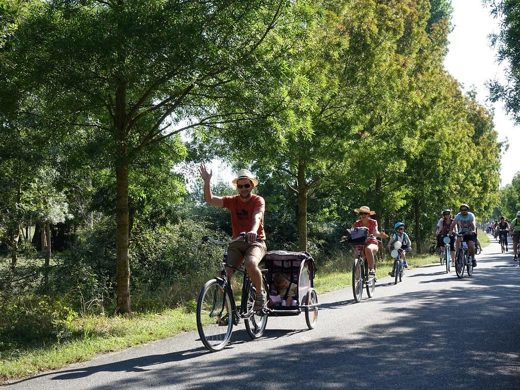 La rentrée du Vignoble à vélo 2018