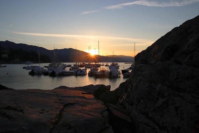 Sunrise at Santa Margherita Ligure (GE)