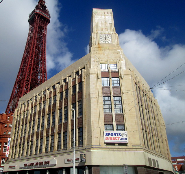 Old Woolworths, Blackpool
