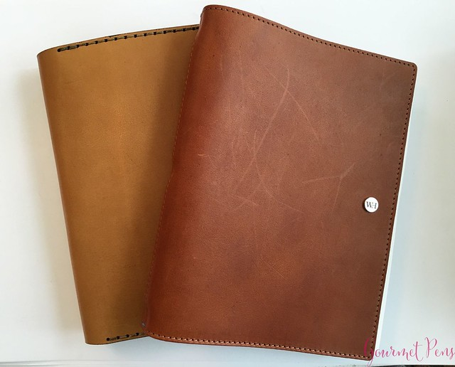 Galen Leather A5 Notebook Cover 24