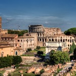 Colosseum - Rome - Italy - https://www.flickr.com/people/10145503@N07/