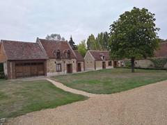 Dependencias del Chateau Le Jaglu