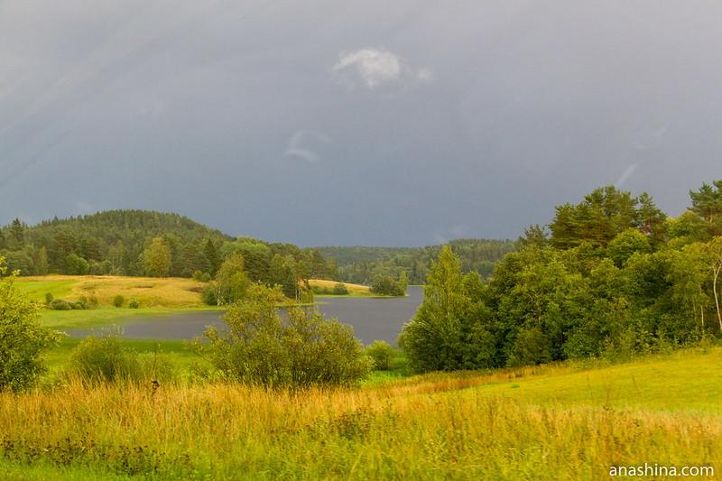 Озеро, Карелия
