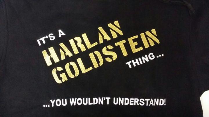 Harlan Goldstein Food plus Personality