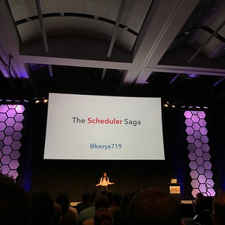 GopherCon 2018 The Scheduler Saga