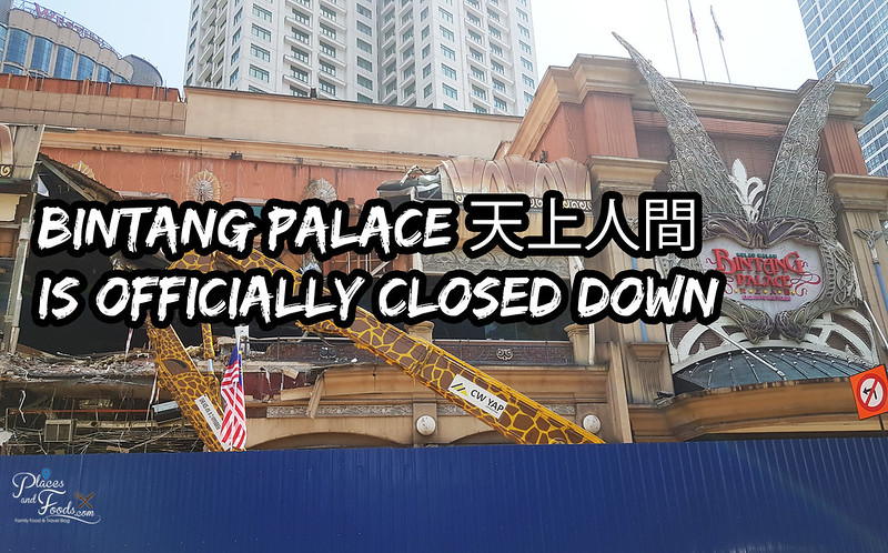 bintang palace closed down