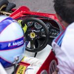2018 Monaco GP Historique: Ferrari 312B3-009