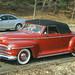1947 Plymouth Convertible - XAS 458