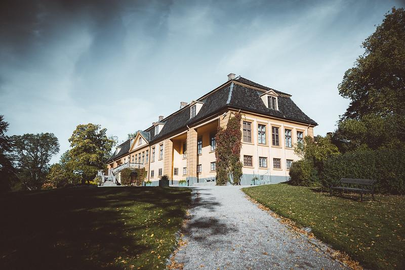 The Bogstad Farm in Oslo