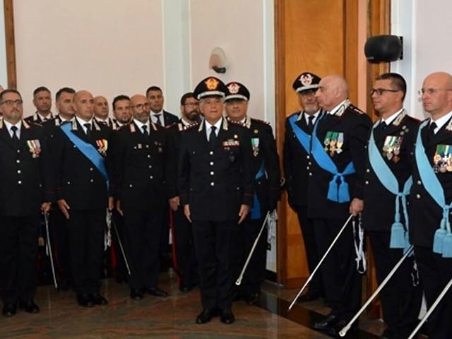 carabinieri nuovo comandante alfonso-manzo