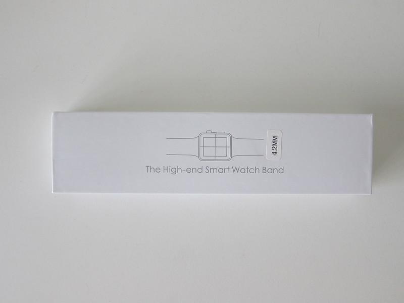 OULUOQI Replica Link Bracelet - Box Front