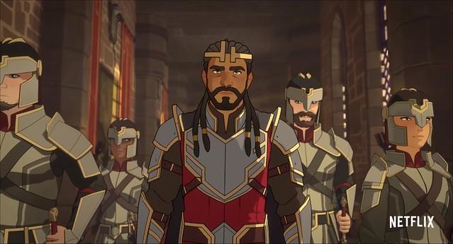Il Principe Dragone - Re Umano