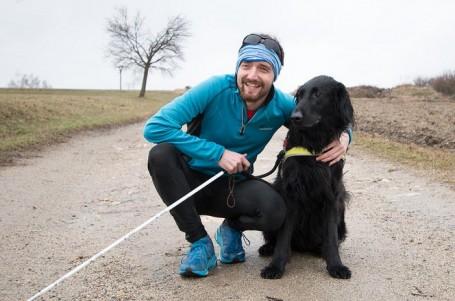 Nevidomého běžce čeká 600 km napříč republikou za 10 dní