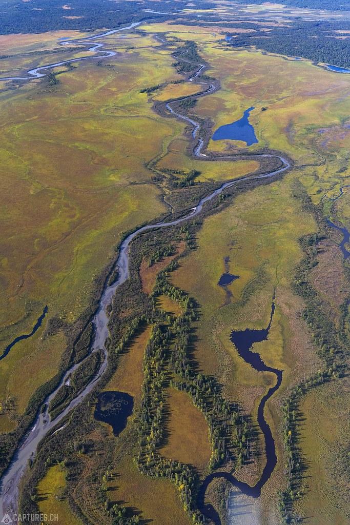 River flow - Alaska