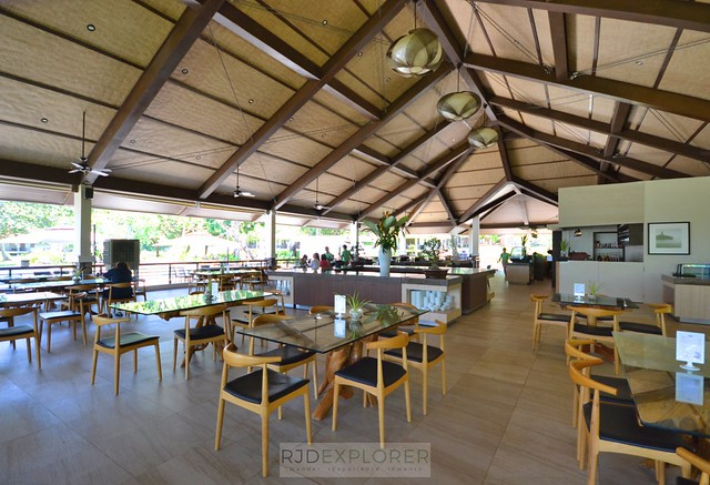 solina beach and nature resort angga restaurant