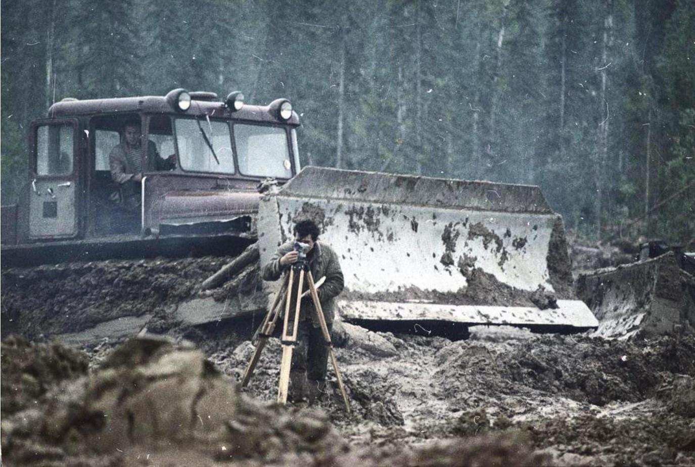 Тракторная болталка
