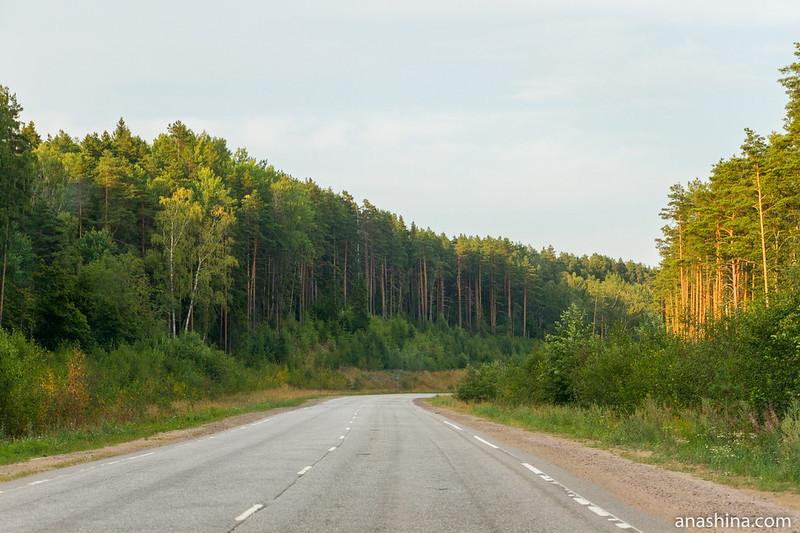Приморское шоссе