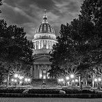 18. August 2018 - 20:40 - Capitol at Night