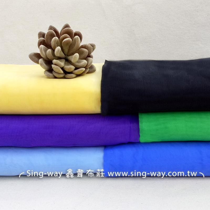 素面緞面 節慶裝飾 桌巾 表演舞台禮服 衣服內裡 服裝布料LD490177