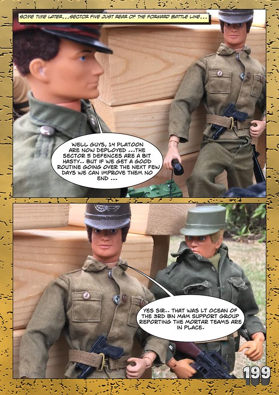 BAM2272 Presents - An Old Face Returns! Chapter Thirteen - The Munrovians Prepare their defences - Part One  43461811915_d69b36c443_c