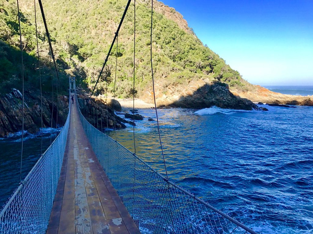 Samuel's garden route adventure
